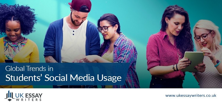 Global Trends in Students' Social Media Usage